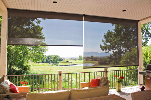 Solar Shades Roller Shades Boise Blind and Drapery