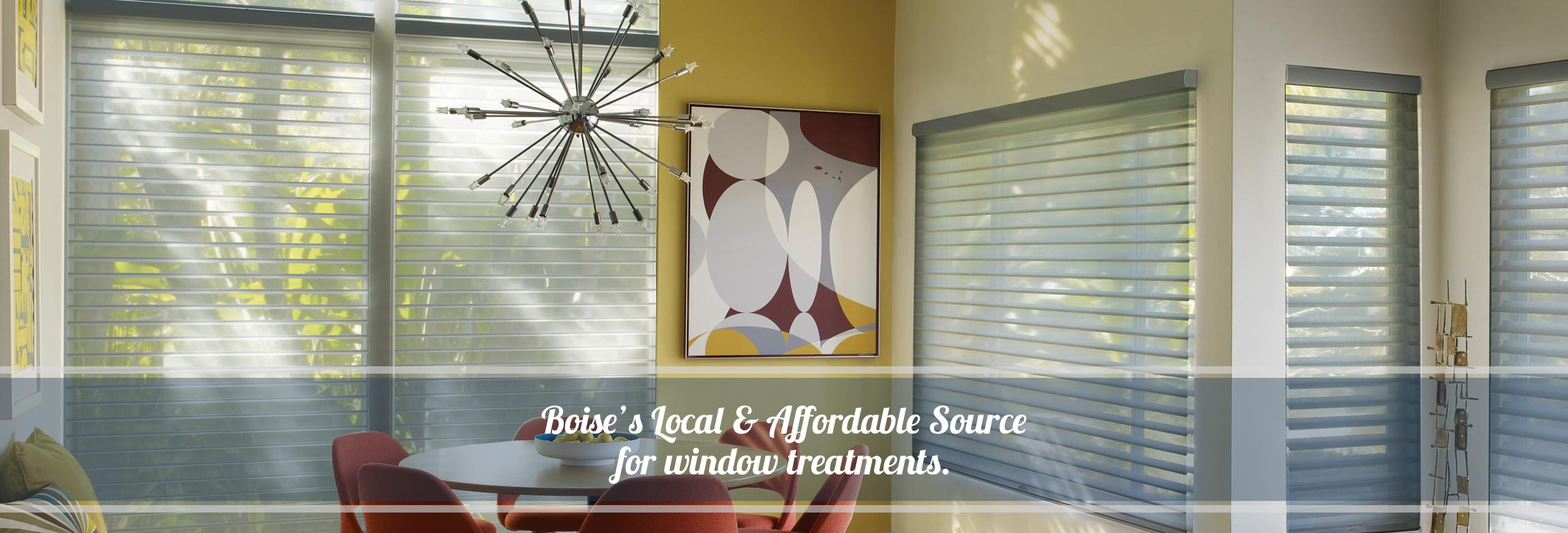 boise blinds installation